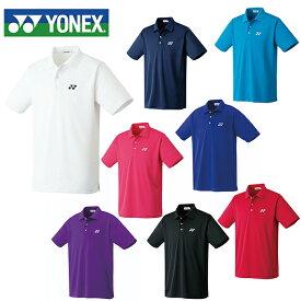ヨネックス テニスウェア バドミントンウェア ゲームシャツ ジュニア キッズ ポロシャツ 10300J YONEX 日本バドミントン協会審査合格品