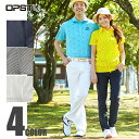 オプスト OPSTゴルフウェア レディース9分丈イージーパンツOP220307F02