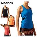 リーボック Reebokアンダーシャツ アンダーウェアフィットネスウェア ノースリーブシャツ レディースワンシリーズ アクティブチル タンクトップBHY28