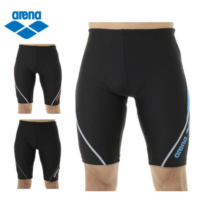 【エントリーかつ店頭受取でポイント3倍】アリーナ arena フィットネス水着 メンズ ロングボックス ORI-0362S