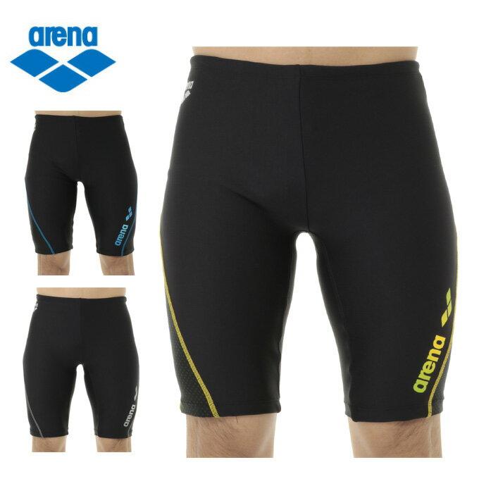 【エントリーかつ店頭受取でポイント3倍】アリーナ arena フィットネス水着 メンズ ロングボックス ORI-0361S