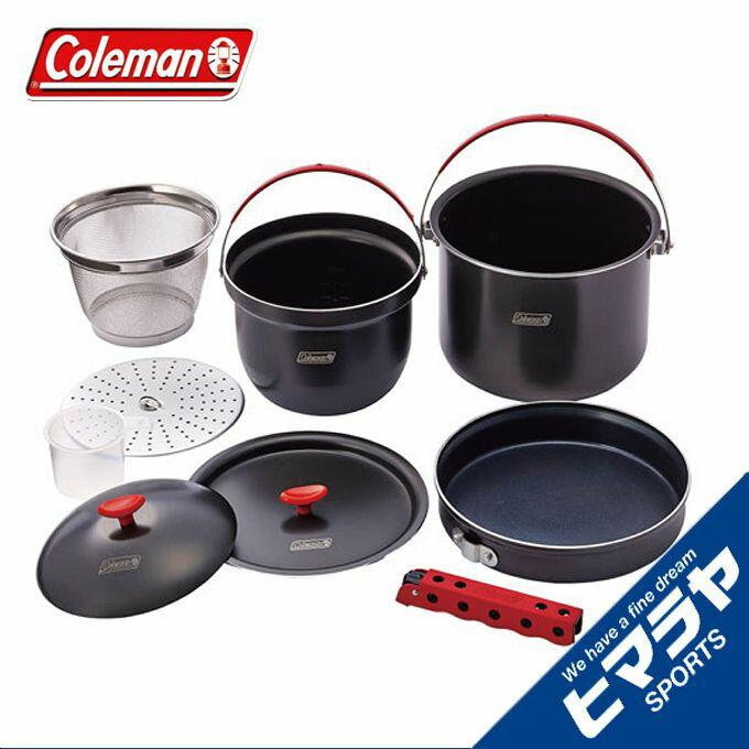 コールマン 調理器具セット 鍋 フライパン アルミクッカーコンボ 2000026764 coleman