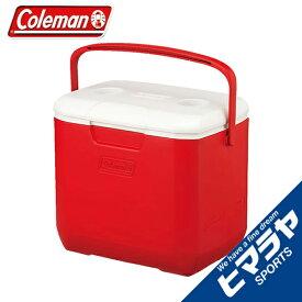 コールマン クーラーボックス 28L エクスカーションクーラー/30QTレッド/ホワイト 2000027862 coleman