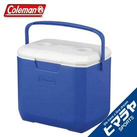 コールマン クーラーボックス 28L エクスカーションクーラー/30QTブルー/ホワイト 2000027861 coleman