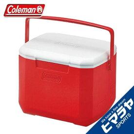 コールマン クーラーボックス 15L エクスカーションクーラー 16QTレッド ホワイト 2000027860 Coleman