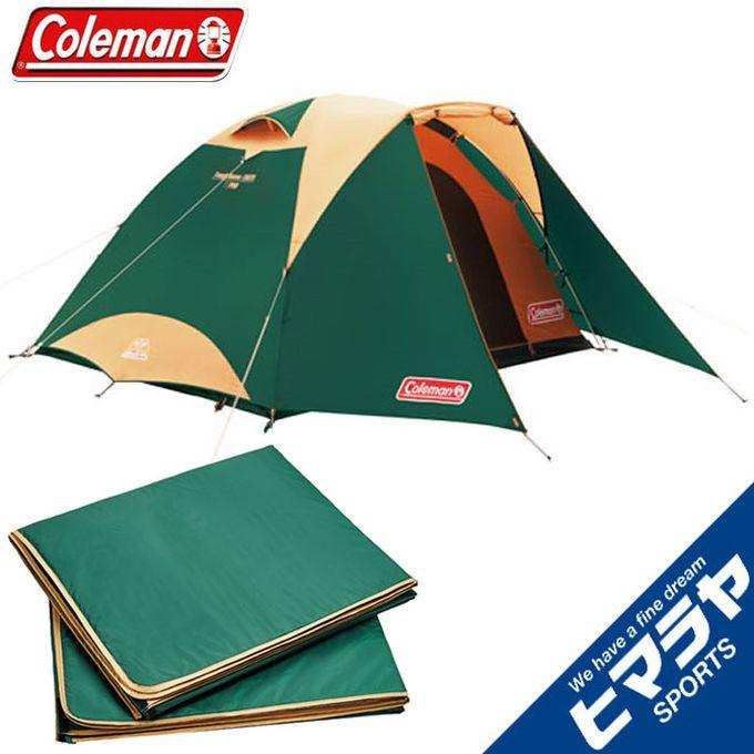 コールマン テント 大型テント タフドーム/3025 スタートパッケージグリーン 2000027279 coleman