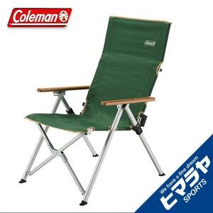 コールマン アウトドアチェア リクライニングチェア レイチェアグリーン 2000026745 Coleman