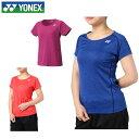 ヨネックス YONEXテニス バドミントン ウェア Tシャツ レディース20289