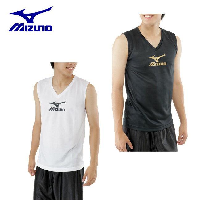 ミズノ(MIZUNO) サッカー インナーシャツ ノースリーブ(メンズ) P2MA5042【M16SS】