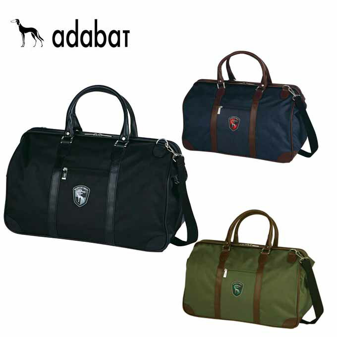 アダバット adabatゴルフボストンバッグ メンズABB294