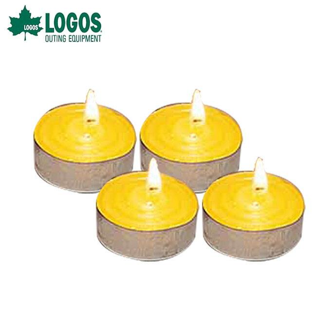 ロゴス LOGOS ランタンアクセサリー アロマタブキャンドル 74309010