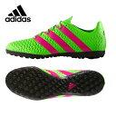 アディダス adidasサッカー トレーニングシューズ サッカーシューズ メンズ エース 16.4 TFAF5057