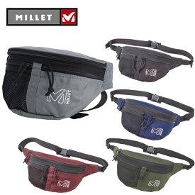 ミレー MILLET ウエストバッグ メンズ レディース キリバチ MIS0551