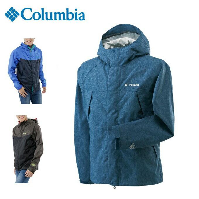 【エントリーかつ店頭受取でポイント3倍】コロンビア Columbia アウトドア ジャケット メンズ ワバシュジャケット PM5990