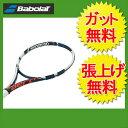 【4時間限定 4/23 20:00〜23:59 エントリーでポイント10倍】 バボラ Babolat硬式テニスラケット 未張り上げPure AeroBF1012...