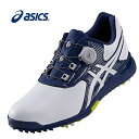 アシックス asicsゴルフシューズ ソフトスパイク ゴルフスパイクGEL−ACE TOUR2 Boaゲルエースツアー2ボアTGN913-0101