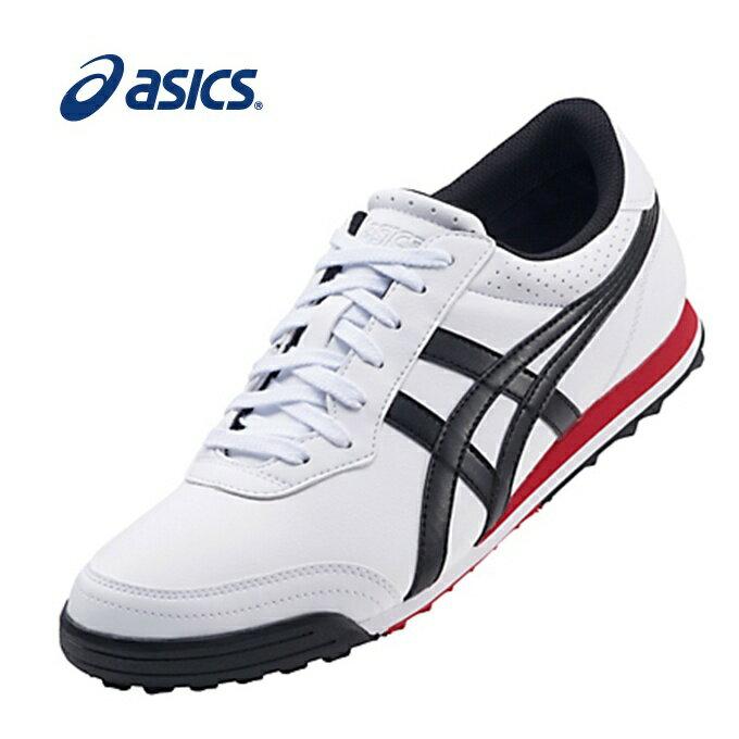 アシックス ゴルフシューズ スパイクレス 靴 GEL-PRESHOT CLASSIC2 ゲルプレショットクラシック2 TGN915 0190 asics
