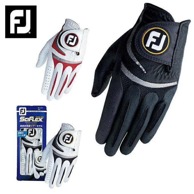 フットジョイ FootJoy サイフレックス ツアーFGSF16 ゴルフ グローブ メンズ 左手用