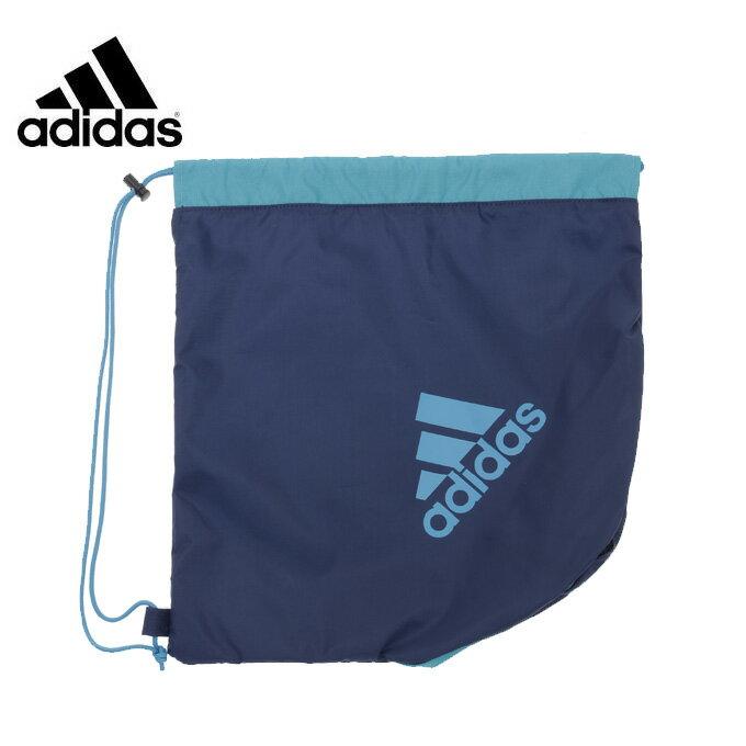 アディダス サッカー バックパック サッカーボールバッグ 1個入れ NV/BL AKM18 adidas