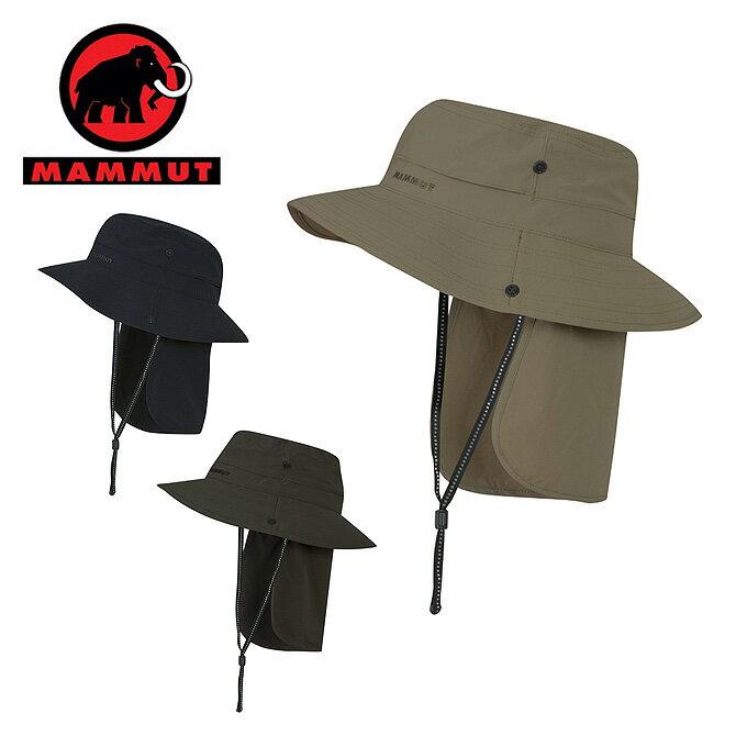 マムート MAMMUTトレッキング ハット メンズRUNBOLD ADVANCED HAT1090-05040
