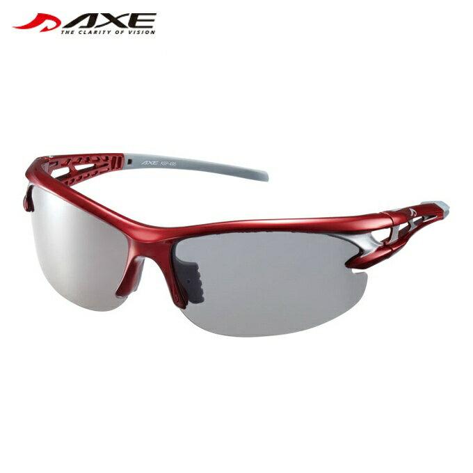 アックス AXE偏光サングラスASP-495