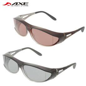 偏光サングラス メンズ レディース スポーツサングラス SG-604P アックス AXE