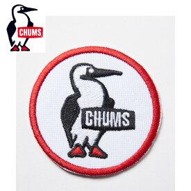 チャムス CHUMS アウトドアアクセサリー Wappen Booby Logo S CH62-1055