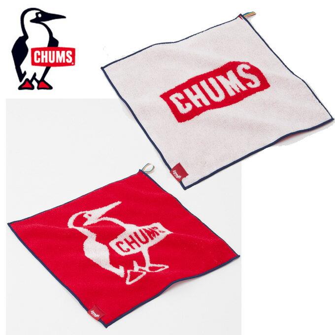 チャムス CHUMSアウトドアアクセサリーLogo Hand TowelCH62-1059