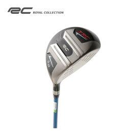 ロイヤルコレクション ROYAL COLLECTION ゴルフクラブ フェアウェイウッド メンズ TRC TYPE-ZX FW