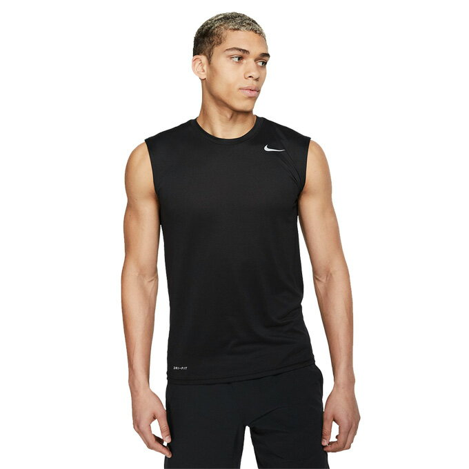 ナイキ スポーツウェア 半袖シャツ メンズ Tシャツ ナイキ DRI-FIT レジェンド S/L Tシャツ 718836 NIKE