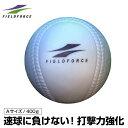 フィールドフォース FIELDFORCE野球 トレーニングボールインパクトパワーボール Aサイズ 400gFIMP-720A
