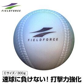 【店頭受取でポイント12倍 6/26 1:59まで】 フィールドフォース FIELDFORCE 野球 トレーニングボール インパクトパワーボール Cサイズ 300g FIMP-680C