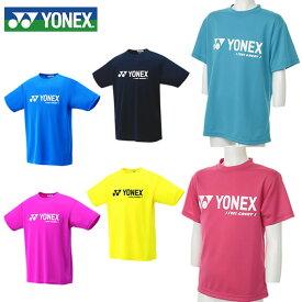 ヨネックス テニスウェア バドミントンウェア Tシャツ 半袖 ジュニア キッズベリークールTシャツ 16201J YONEX
