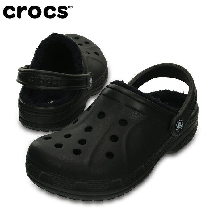 クロックス crocs クロックサンダル メンズ レディースcrocs winter clog クロックス ウィンター クロッグ 203766-060 サンダル くろっくす