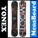 ヨネックス YONEXスノーボード 板 メンズSMOOTH スムースSM16 スノーボード スノボ ボード 軽い 軽量 カービング 2017 16/17
