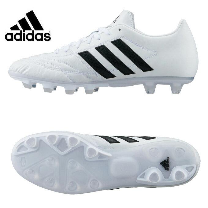アディダス adidasサッカースパイク メンズパティークグローロ 16.1-ジャパン HG WH/BK/SVKDB15 BA8432