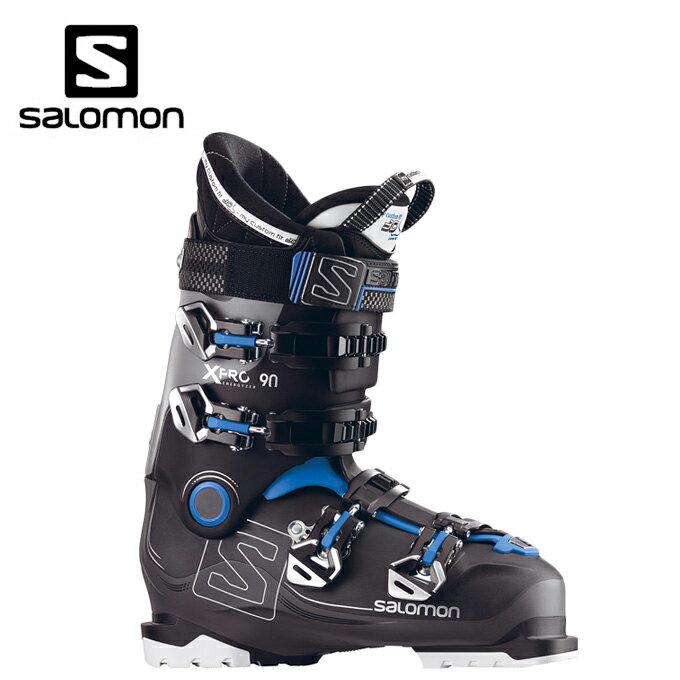 サロモン salomon X PRO90 メンズスキーブーツ L39152600 X-PROバックルブーツ【16-17 2017モデル】【国内正規品】