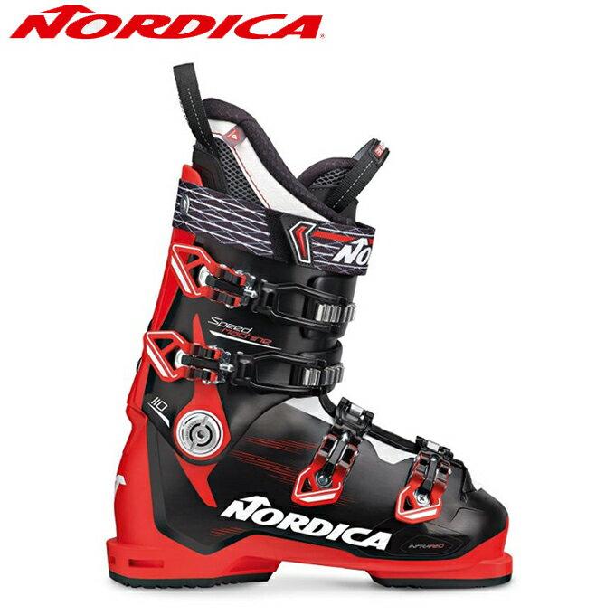ノルディカ NORDICAスキー メンズバックルブーツSPEEDMACHINE 110スキーブーツ