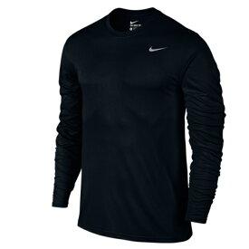 【基本送料無料 11/16 17:00〜11/26 8:59】 ナイキ スポーツウェア 長袖Tシャツ メンズ DRI-FIT レジェンド L/S Tシャツ 718838-010 NIKE