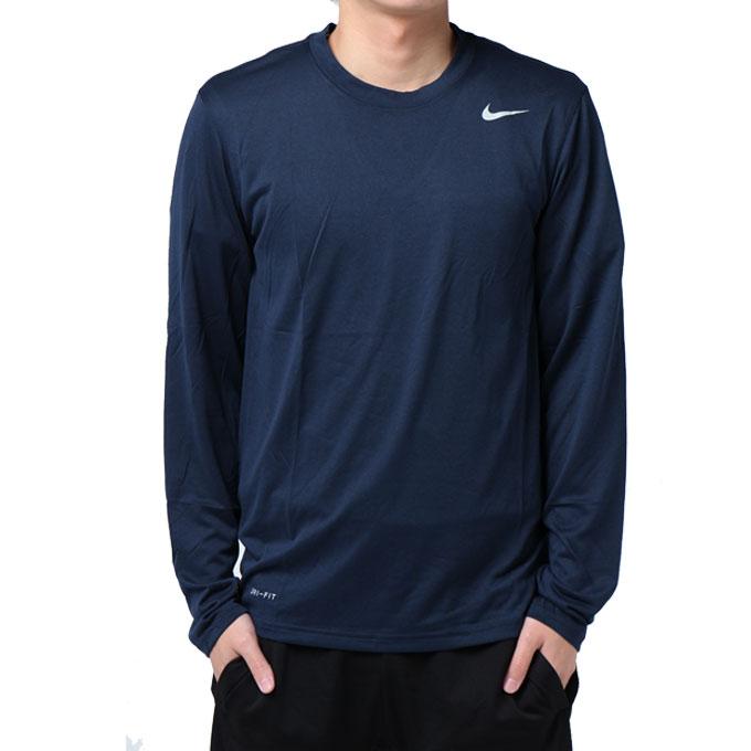 ナイキ NIKE スポーツウェア 長袖シャツ メンズ DRI-FIT レジェンド L/S Tシャツ718838-451