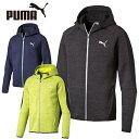 プーマ PUMA パーカー メンズ EVOSTRIPE フーデッドジャケット5903182016スウェットジャージ