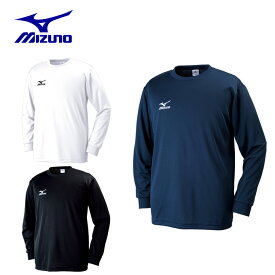 ミズノ MIZUNO スポーツウェア 長袖シャツ メンズ Tシャツ 長袖 32JA6130