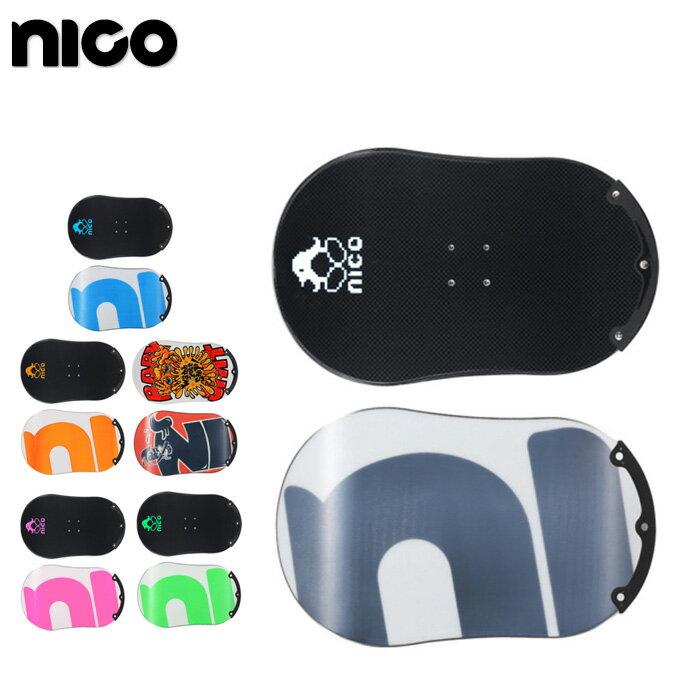 ニコ NICOスノーボード板 メンズ レディースセパレートスノーボードSTANDARD MODELセンターガード付き