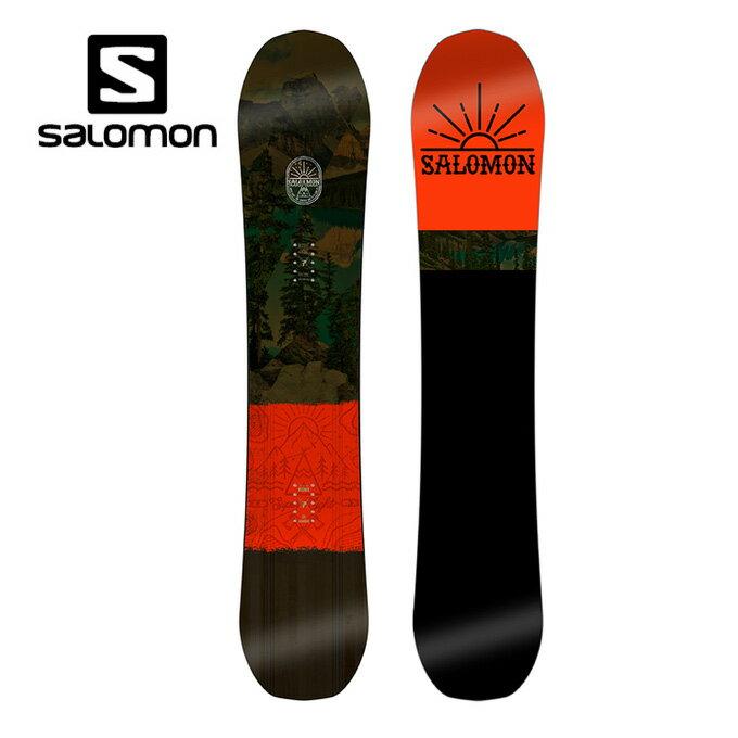 サロモン salomonスノーボード板SUPER 8【16-17 2017モデル】