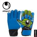 ウールシュポルト uhlsport サッカー キーパーグローブ メンズ レディース ジュニア エリミネーター スターターソフト1000184