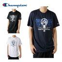 チャンピオン Championバスケットボール メンズプラクティスTシャツC3-JB311