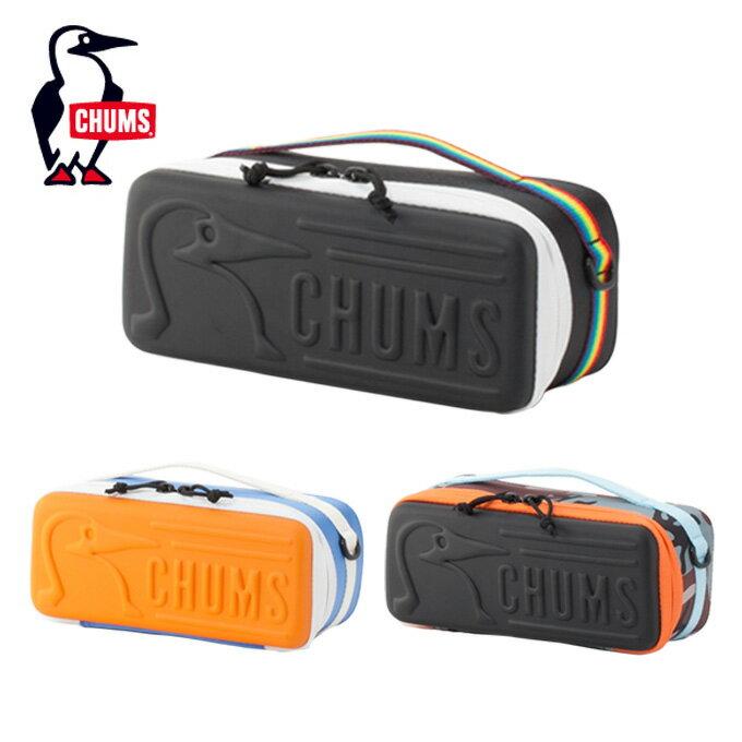 チャムス CHUMSアウトドアアクセサリーBooby Multi Hard Case S ブービーマルチハードケースSCH62-1085