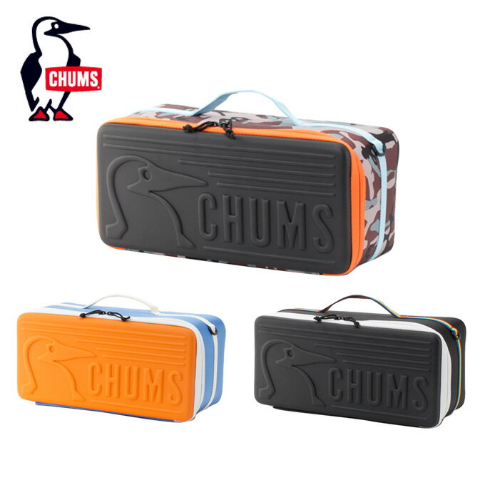 チャムス CHUMSアウトドアアクセサリーBooby Multi Hard Case L ブービーマルチハードケース LCH62-1087