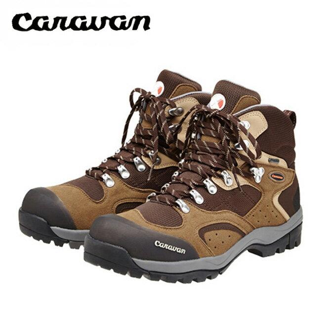 キャラバン Caravan トレッキングシューズ ゴアテックス メンズ C1-02S 0010106 440