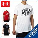 アンダーアーマー UNDER ARMOUR 野球 半袖Tシャツ メンズ テックTシャツ CRACK THE BAT ベースボール/MEN 1295458